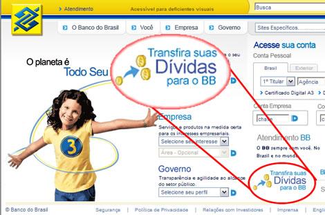 Banco do Brasil duplica suas dívidas!