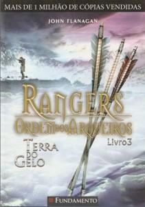 Rangers – Ordem dos Arqueiros – Livro 03 – Terra do Gelo