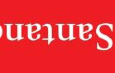 Santander de ponta-cabeça