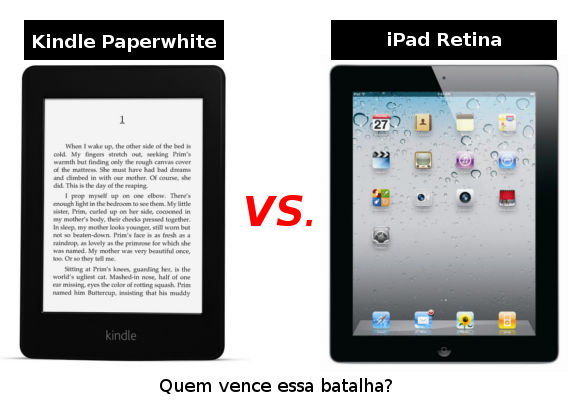 Apple Ipad Vs Kindle: Kindle Vs IPad: Why Apple Fanatic Fan Chose Amazon?
