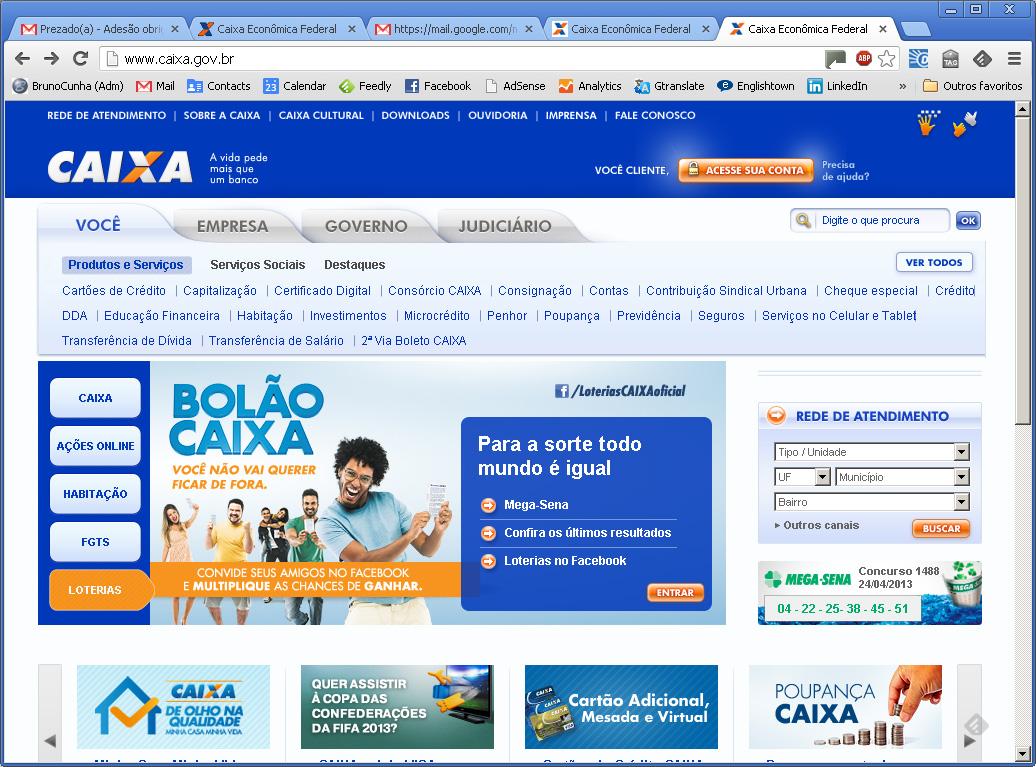 E-mail Falso CEF - Site Oficial