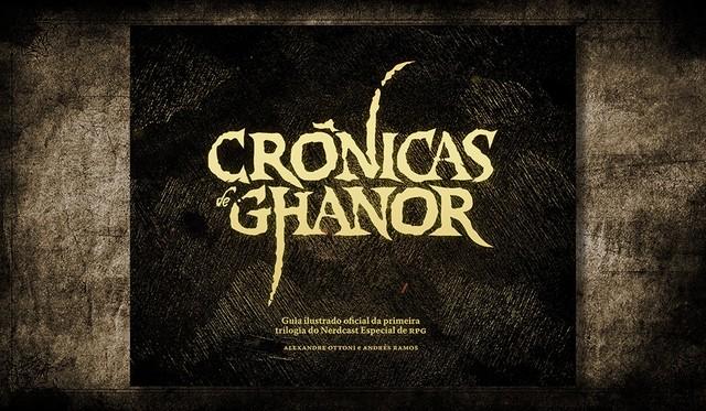 Guia Ilustrado Crônicas de Ghanor