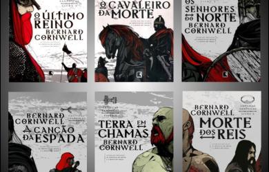 Livros As Crônicas Saxônicas - Bernard Cornwell